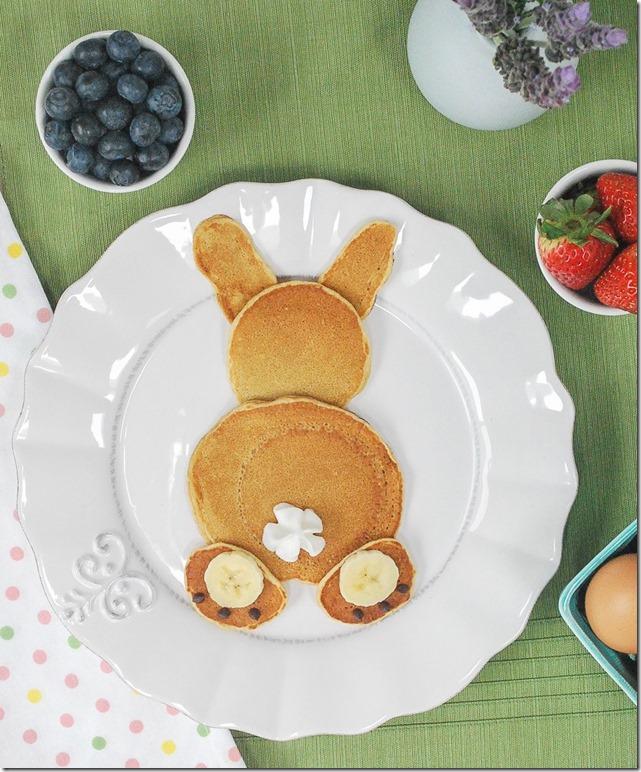bunny pancakes recipe 2