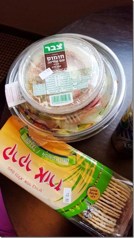 eating after the jerusalem marathon 7 (450x800)