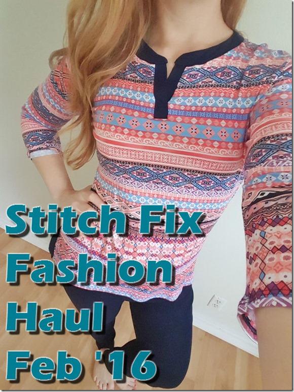 stitchfix fashion blog review feb 9