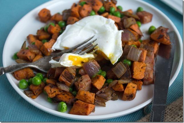 sweet potato hash fannetastic food recipe