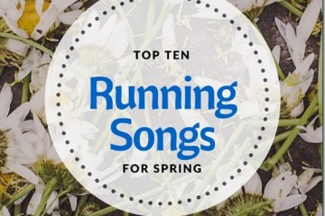 The BEST Running Playlist for Spring 2016