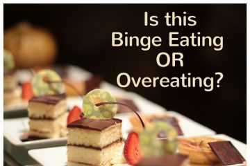 Binge Eating vs Over Eating
