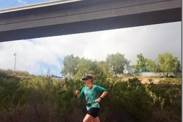 Running Log Marathon Training Week 1