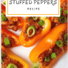 Healthy Mini Stuffed Peppers Recipe