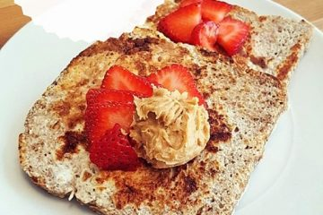 Protein Dipped French Toast Recipe
