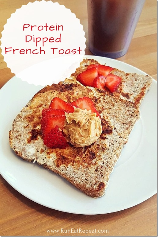 French Toast Protein Shake Recipe — Dishmaps