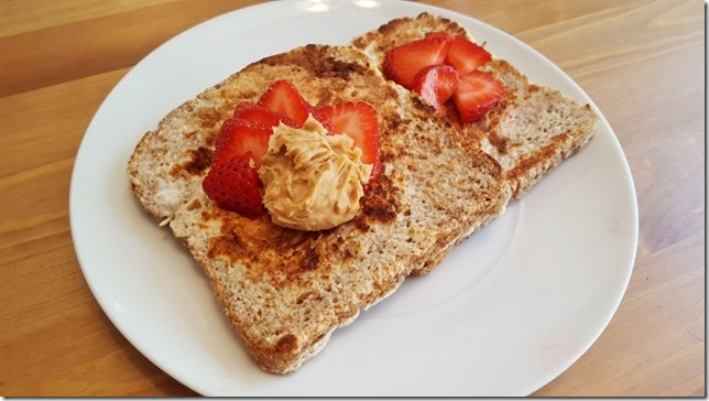 ... recipe since my fave protein powder adds a nice amount of sweetness
