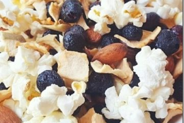 Healthy Trail Mix Swaps