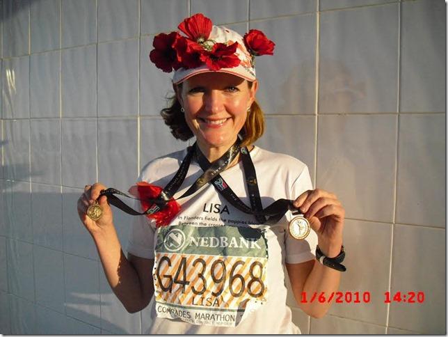 Lisa Jackson runner 2