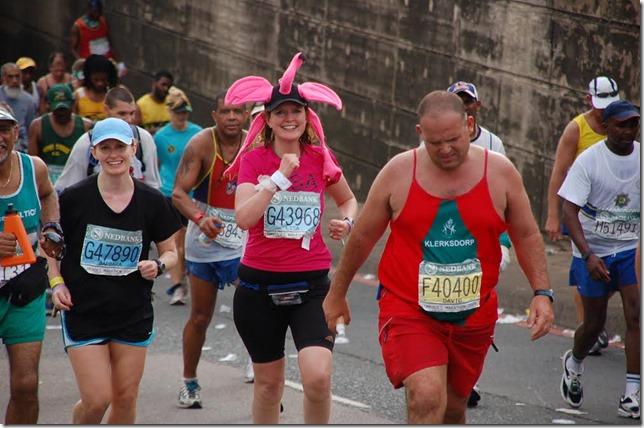 Lisa Jackson runner 5