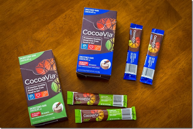 cocoa via iced coffee