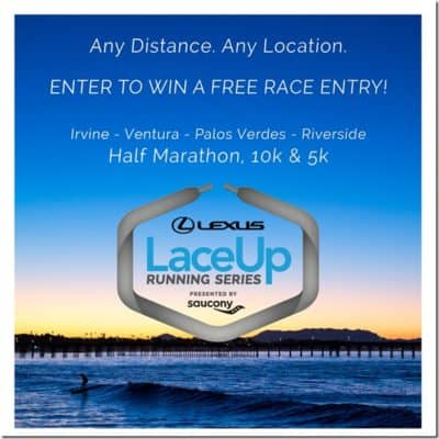 LaceUp Race Discounts and Race Giveaway