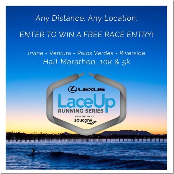 half marathon discount giveaway