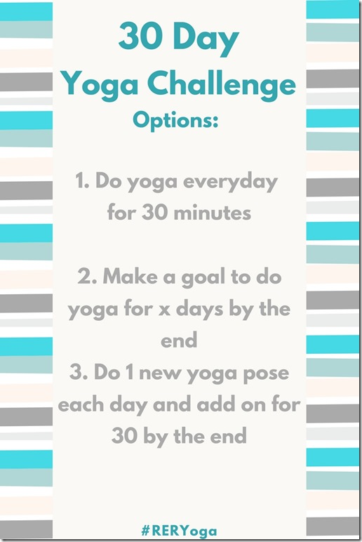 how to yoga 30 day challenge