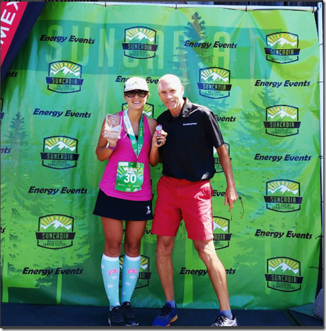 Suncadia Marathon winner results