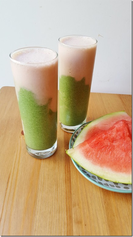 layered watermelon smoothie recipe 8
