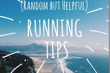 (Random) Running Tips