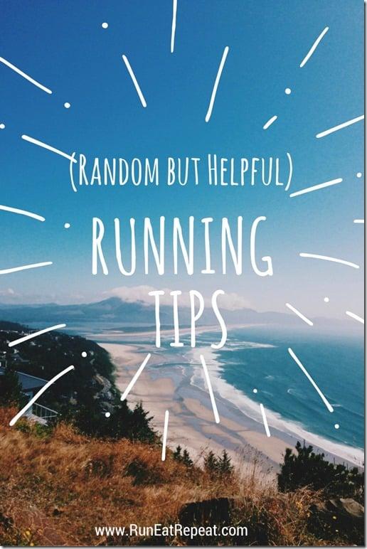 random running tips
