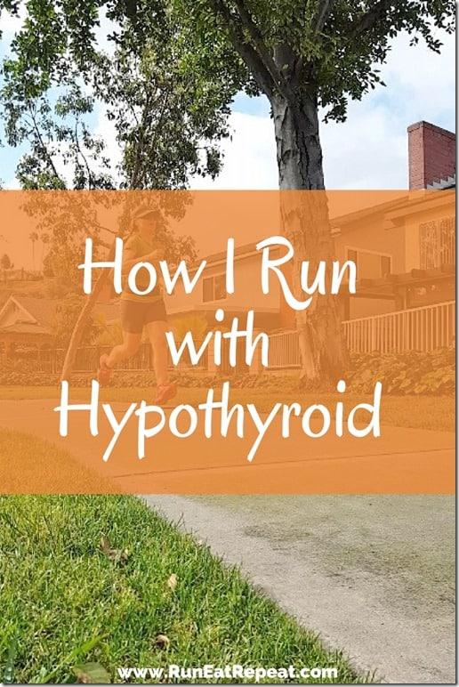 How I RunwithHypothyroid