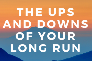 Stages of a Long Run