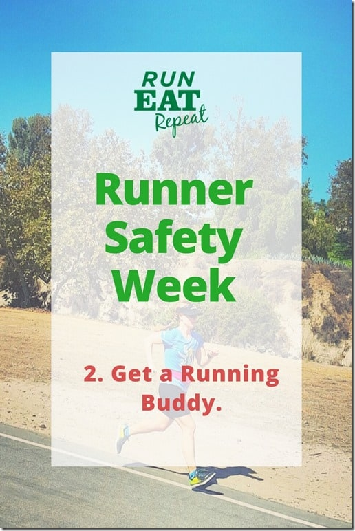 runner safety buddy