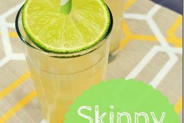 Skinny Rum Punch Recipe