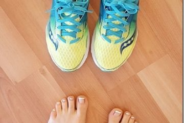 Healthy Toenails - Tips for Runners