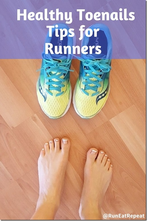 toenail tips for runners blog