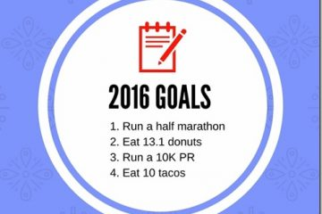 If You Want To Run a Half Marathon or 10k This Year plus a Race Entry GIVEAWAY