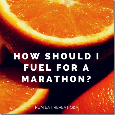 How Should I Fuel For a Marathon (800x800)