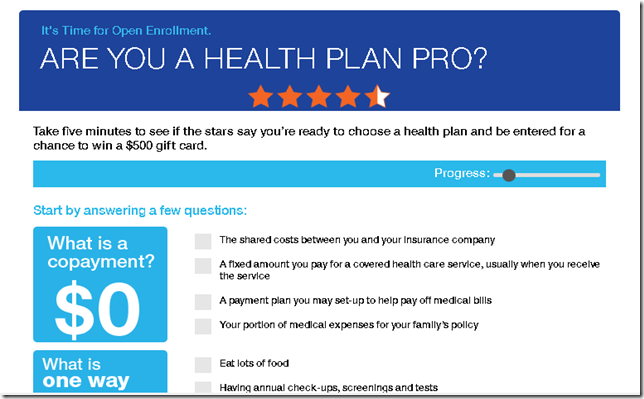are you a health plan pro