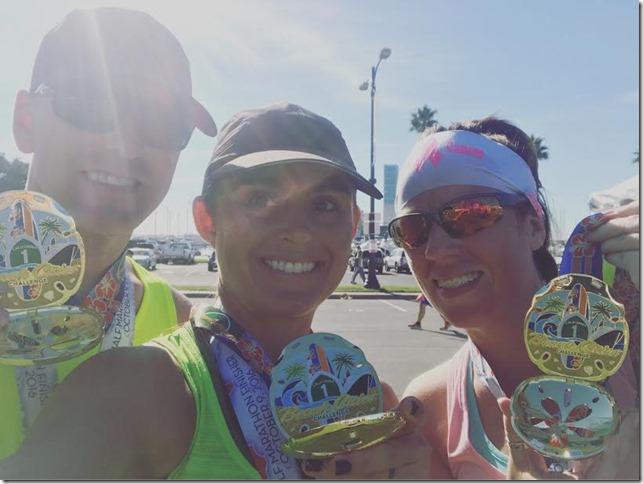 long beach half marathon post