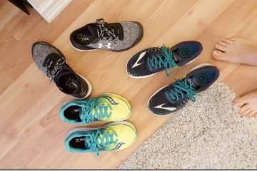 Different Shoes for Different Workouts