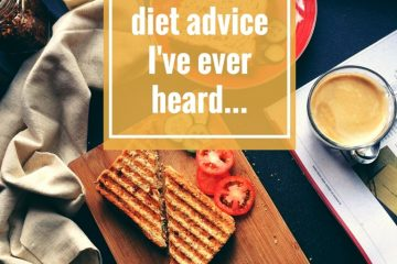 The BEST Diet Advice Ever and it Applies to Everyone