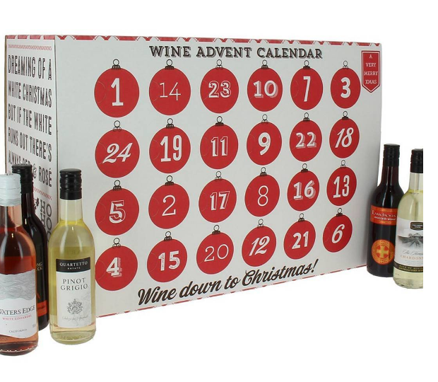 diy alcohol advent calendar run eat repeat