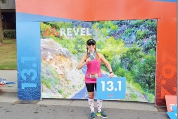Revel Canyon City Half Marathon Results and Recap
