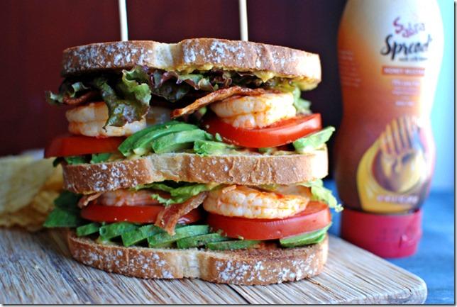 sabra club sandwich
