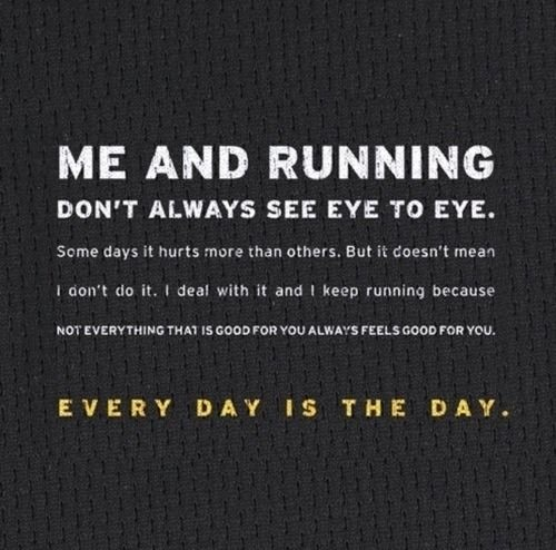 Running Motivation For The Last Day Of Potm Run Eat Repeat