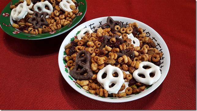 cheerios trail mix