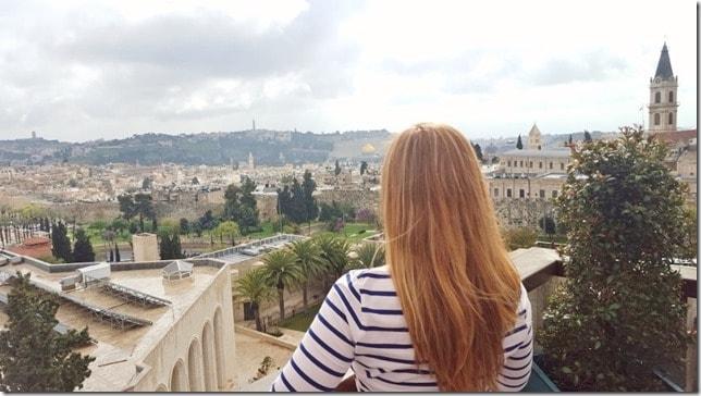 jerusalem marathon travel blog
