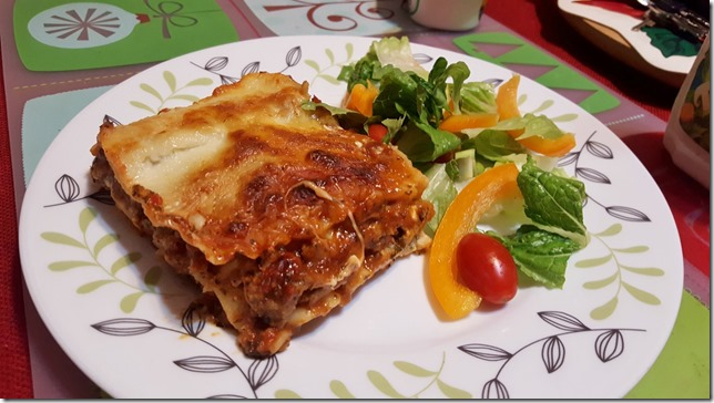 pioneer woman lasagna recipe 1