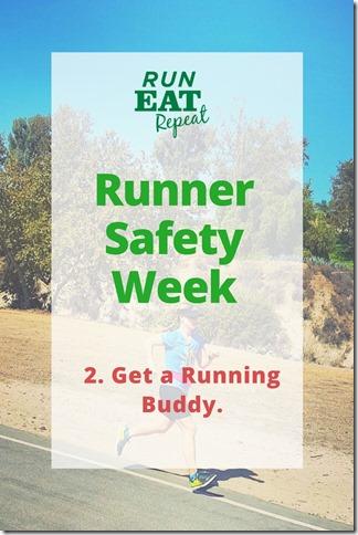 runner safety buddy