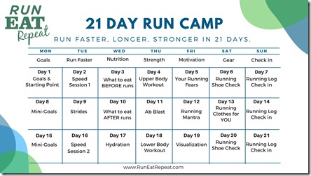 Copy of 21 day Run Camp