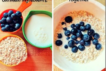 How To Make Over Run Oats