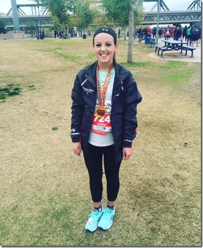 RER Lindsay runner