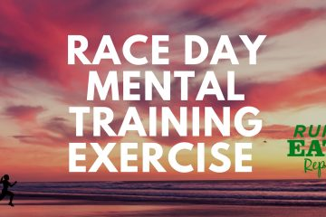 Runner Visualization Exercise for Race Day Confidence