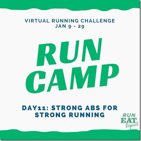 Run Camp Day 11