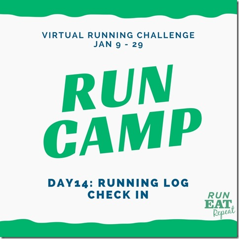 Run Camp Day 14