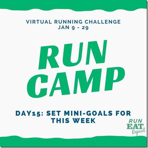 Run Camp Day 15