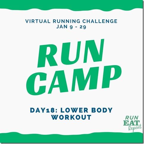 Run Camp Day 18